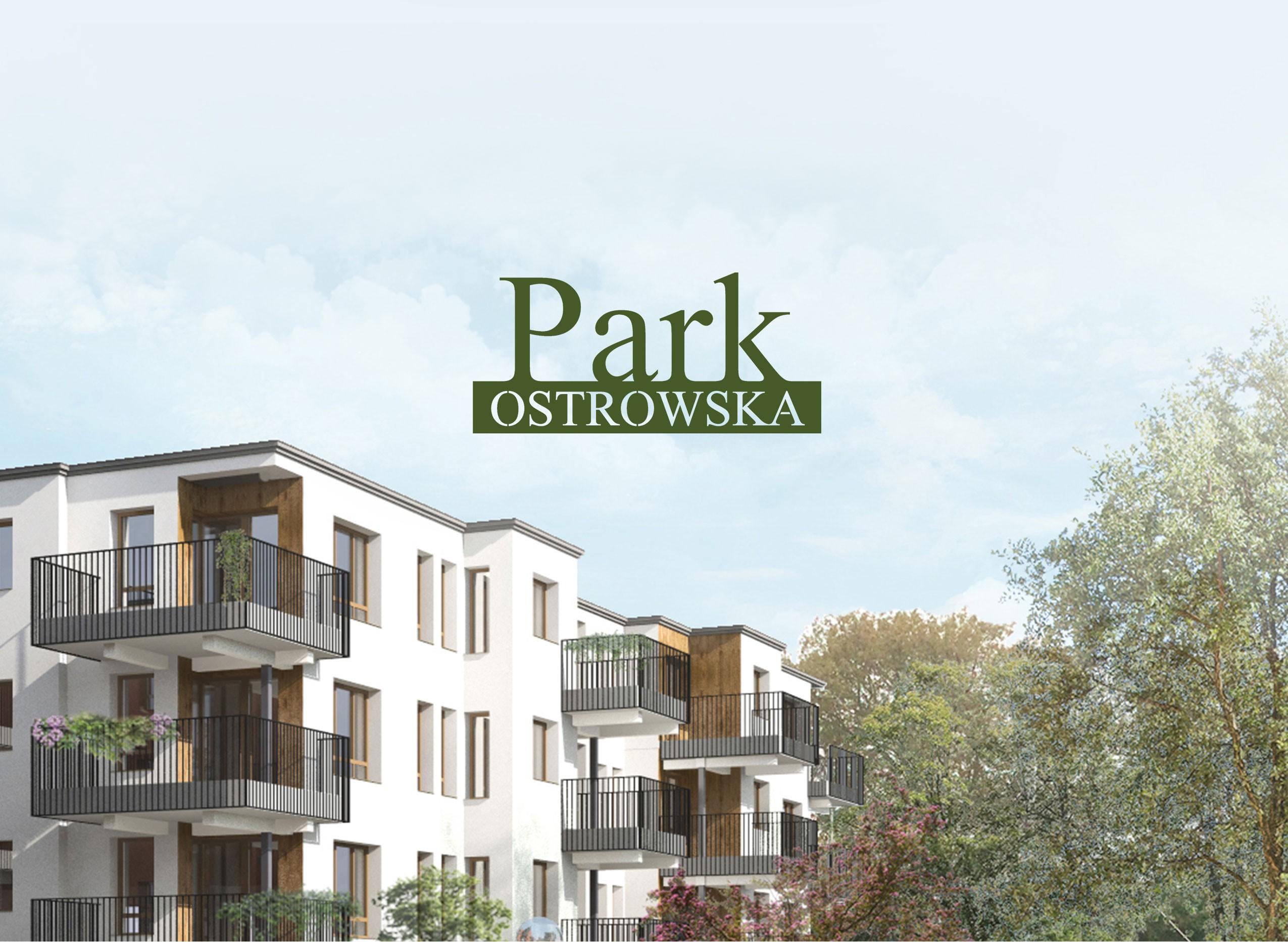 Park Ostrowska tło